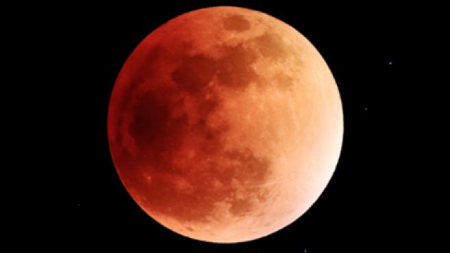 Une éclipse lunaire visible en France le 21 janvier !