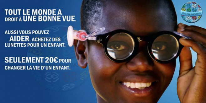 Prévenir le développement de la cataracte : le projet ambitieux de Eyes of the World