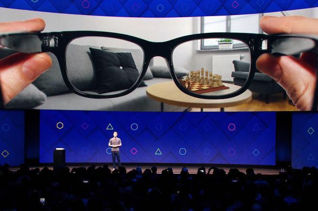 Facebook réalité augmentée