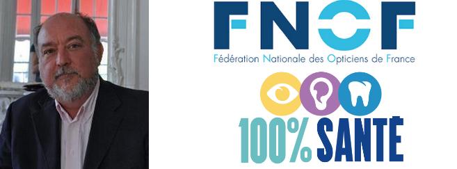 Alain Gerbel, président de la Fnof