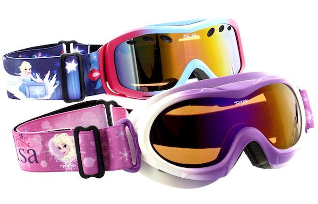 Demetz : des masques de ski pour les 3-8 ans aux couleurs de leurs Héros