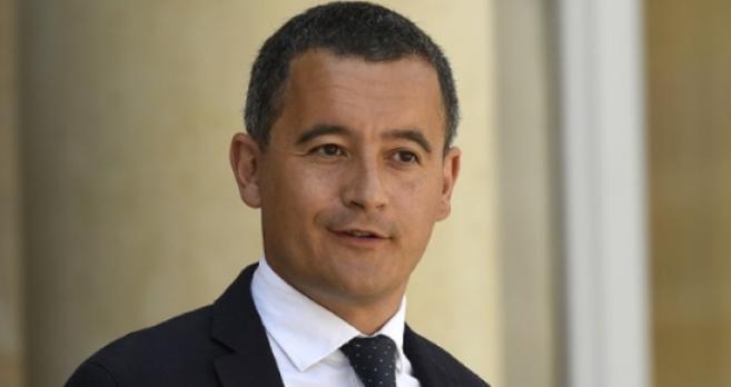 Gérarld Darmanin, ministre de l'Action et des Comptes publics