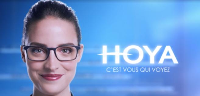 Hoya revient en TV pour valoriser les verres premium