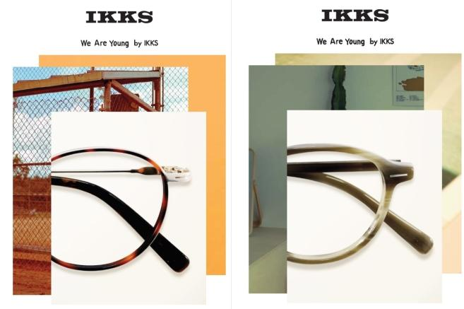 IKKS Eyewear : une collection « Free, Fun and Rock » dédiée aux ados