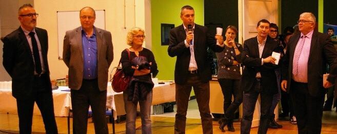 Les élèves du Lycée Victor Bérard reçoivent les lunetiers du Jura et les verriers à Morez