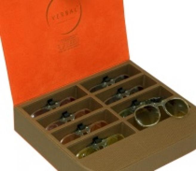 Verbal crée Lucéo, une gamme complète de verres à filtres thérapeutiques organiques