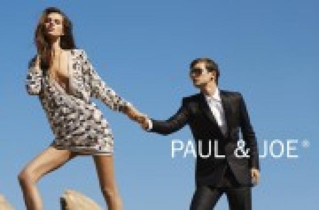 La marque Paul and Joe signe avec Seaport-ODLM pour sa première collection eyewear