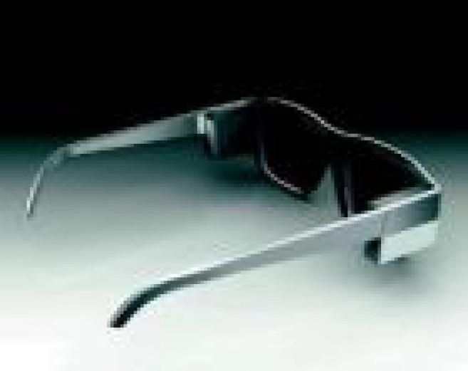 Des lunettes vidéo semblables à des lunettes ordinaires