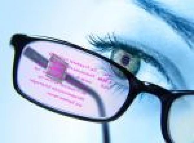 Nouveau cap dans la vision bionique : des lunettes multimédias répondent aux mouvements de l'oeil