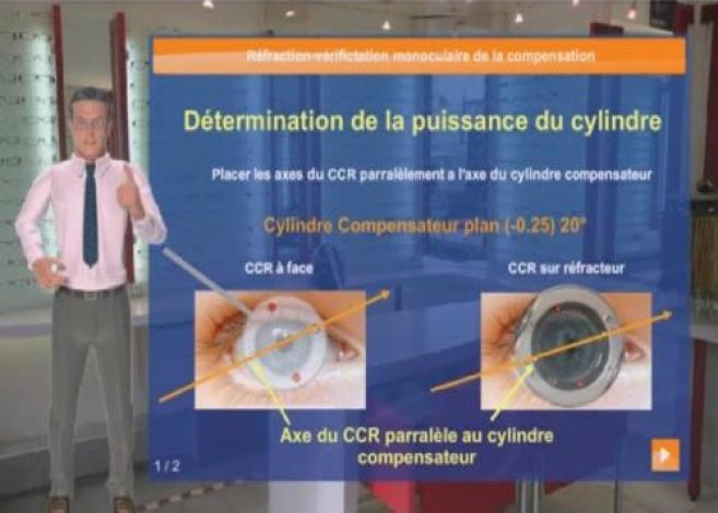 Ifosup développe des modules de formation continue à distance pour les opticiens