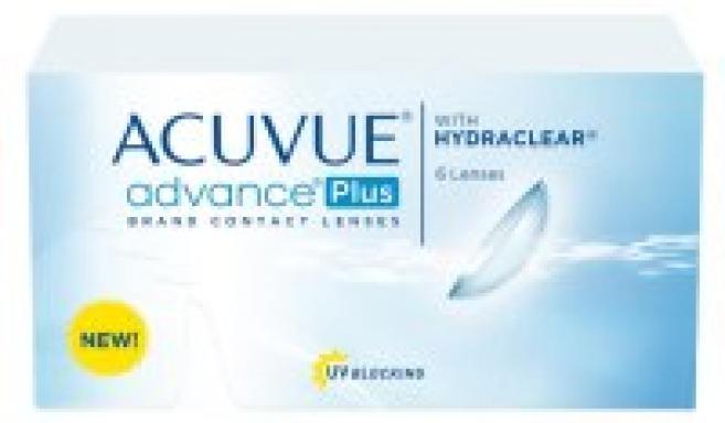 Acuvue lance Acuvue Advance Plus with Hydraclear, 'plus de performances avec un budget réduit'