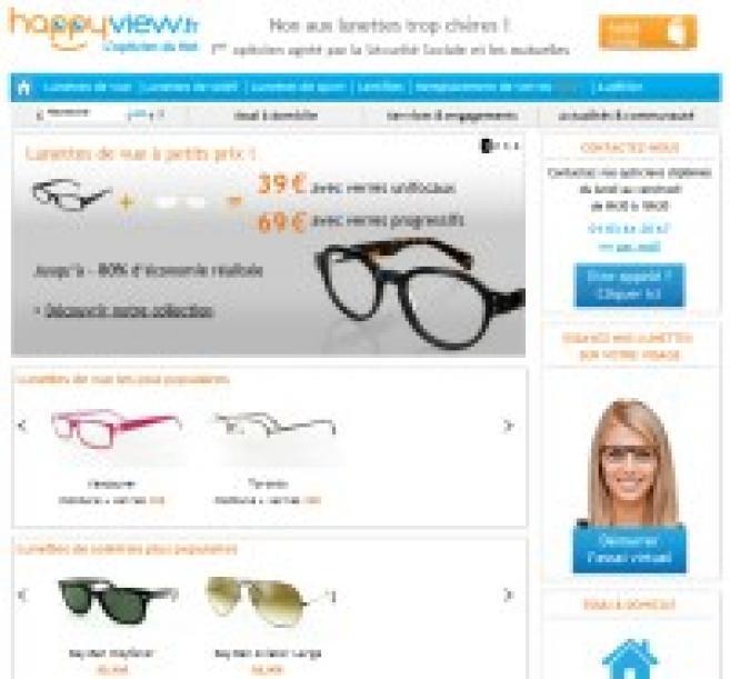 Internet : Happyview fête ses 3 ans, annonce 15 000 clients et entre dans le débat sur l'avenir de la santé visuelle