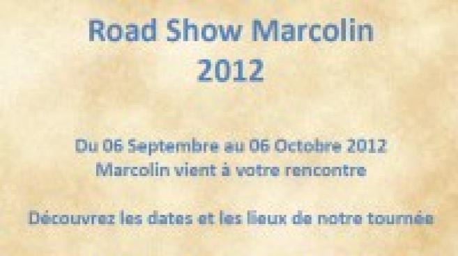 Marcolin fait son road show 2012