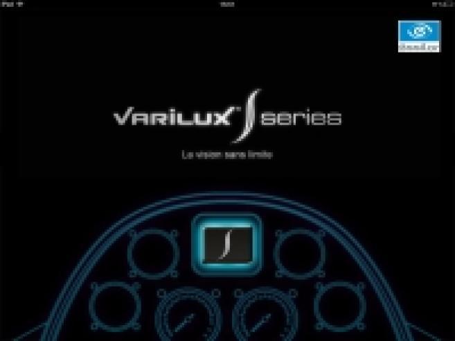 Varilux S series : le dernier né d'Essilor a son application iPad