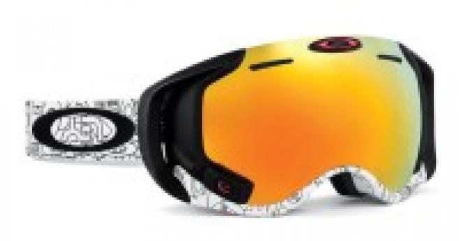 Oakley signe un masque de ski avant-gardiste intégrant GPS, Bluetooth, calcul de vitesse et téléphone