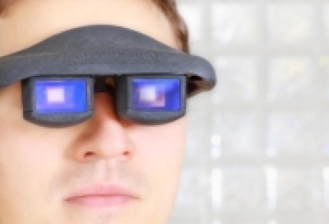 Des lunettes pour contrôler un document numérique grâce aux mouvements des yeux