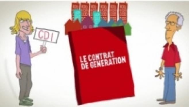 Le contrat de génération applicable en avril 2013 : que va-t-il vous apporter ?