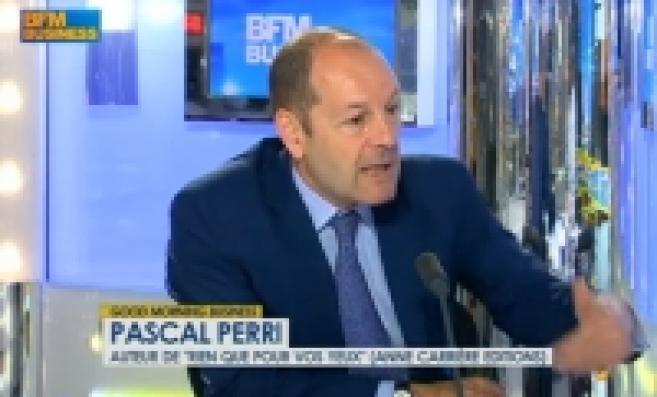 « Le secteur de l'optique est dopé par les mutuelles », selon Pascal Perri (Rien que pour vos y€ux)