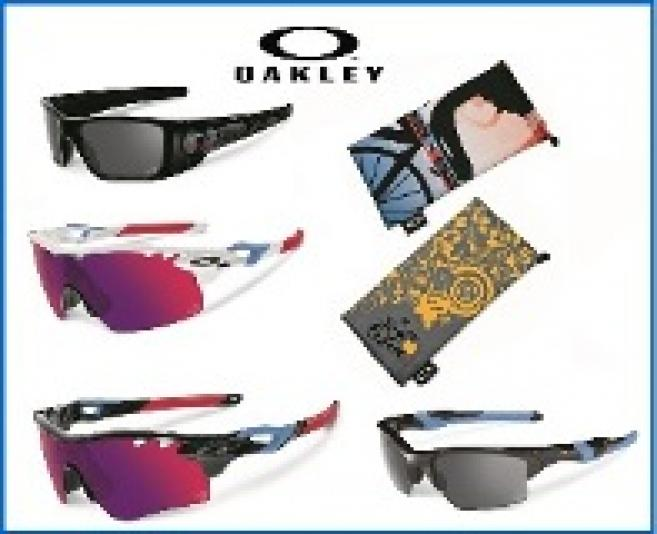 Oakley : trois modèles phares aux couleurs du 100ème Tour de France