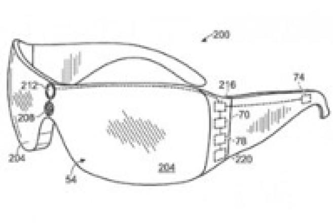 Des lunettes de jeux brevetées par Microsoft pour concurrencer les Google glass