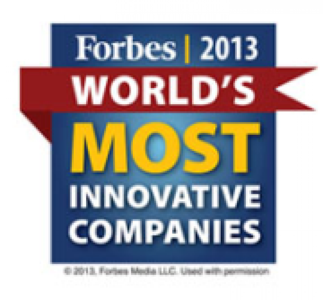 Essilor au 23ème rang des « sociétés les plus innovantes du monde », selon le magazine Forbes