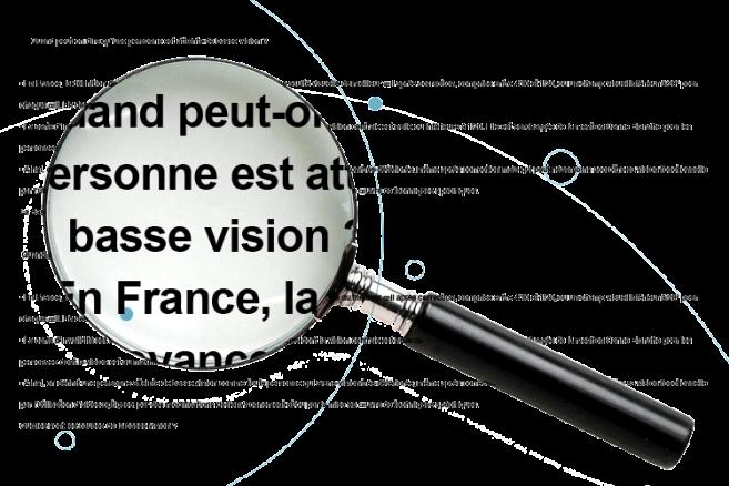 Carte Blanche lance un appel à référencement pour les opticiens spécialisés en Basse Vision