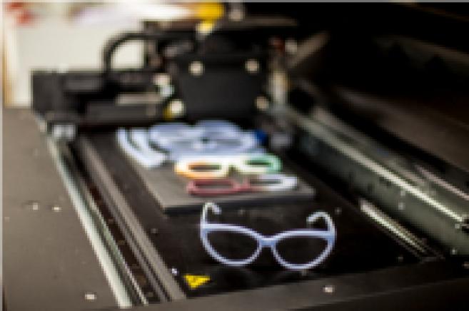 Avec l'impression 3D, une nouvelle ère s'ouvre pour la monture sur-mesure de Lissac