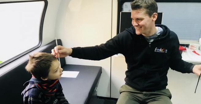 47 enfants ont été reçus à Paris