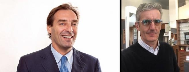 Nous avons interrogé un opticien milanais et le directeur général d'Essilor Italie