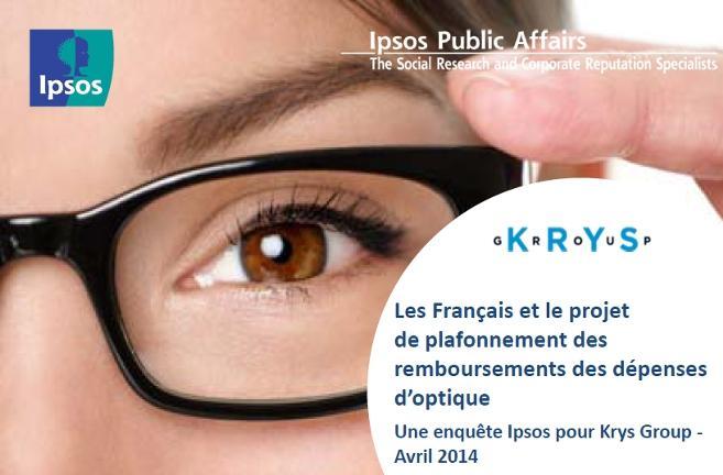 Plafonnement : 64% des Français craignent pour leur santé visuelle