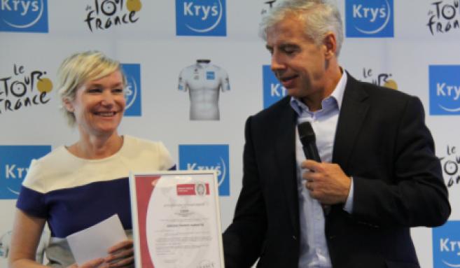 Krys Group, de nouveau labellisé Origine France Garantie, affiche ses ambitions