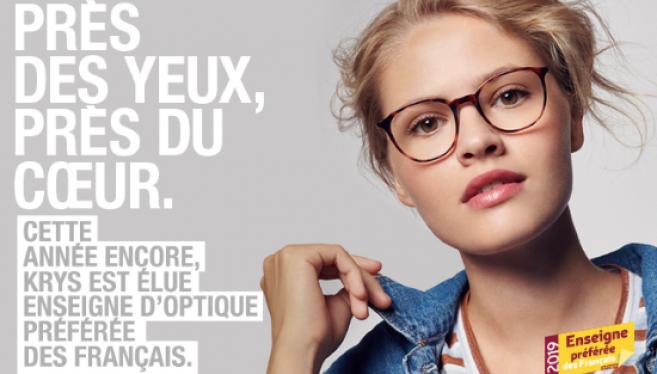 Découvrez l'enseigne d'optique préférée des Français