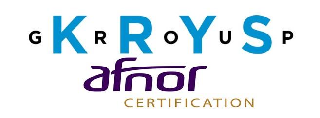 Krys Group, première entreprise certifiée « Service France Garanti »