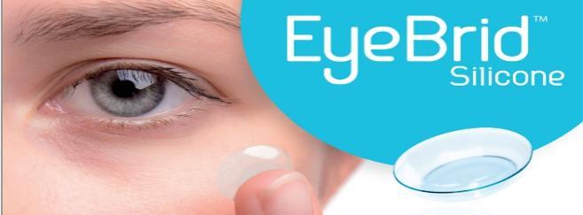 La lentille Eyebrid Silicone de LCS présentée à la SFO