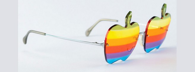 Les premières Apple Glass datent de… 1979 !