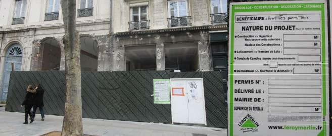Lunettes pour tous : chantier en cours dans un quartier populaire de Lyon