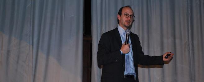 « L'opticien doit profiter des opportunités de la révolution digitale », selon Ludovic Mathieu (Essilor France)