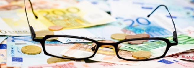 Le plafonnement des remboursements par catégorie de verres adopté au PLFSS 2014