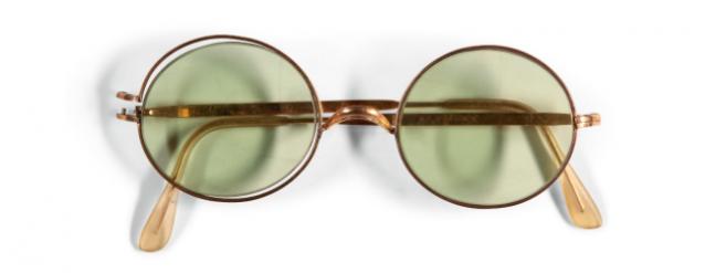Les lunettes de John Lennon ont été vendues