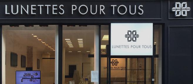 Lunettes pour tous : l'ouverture de sa 3ème boutique retardée