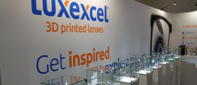 Les verres correcteurs en impression 3D sont désormais commercialisables