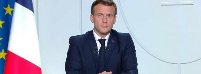 Confinement et fermeture des commerces : ce que vous devez retenir de l'allocution d'Emmanuel Macron