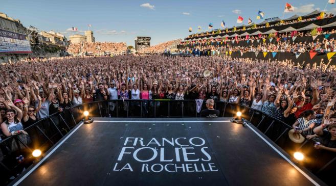 Quand Audio 2000 sensibilise les festivaliers de la Rochelle