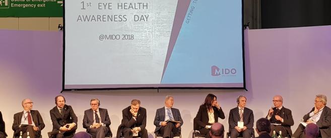 La 1ère journée internationale dédiée à la prévention visuelle réunie les associations du monde entier