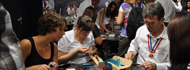 « Ateliers découvertes » des Mof lunetiers au Silmo 2021 : inscrivez-vous !