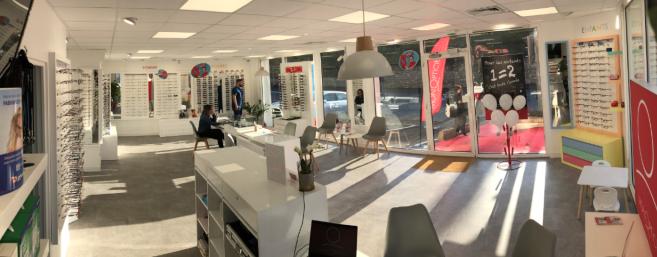 Le magasin MonOpticien à Longjumeau (91)