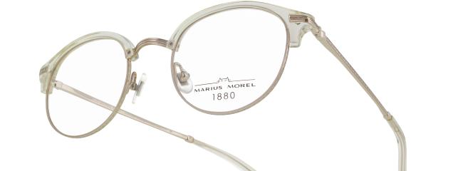 Morel signe une réédition de modèles des années 50 de la collection Marius Morel 1880