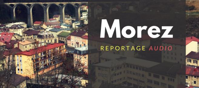 Reportage sonore : Avenir de la lunetterie jurassienne à Morez