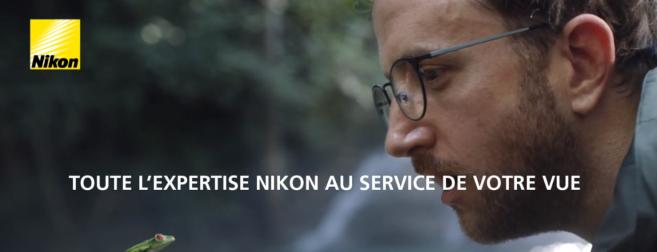 Nikon : plan de communication 2020 pour accompagner les opticiens avec la réforme 100% Santé