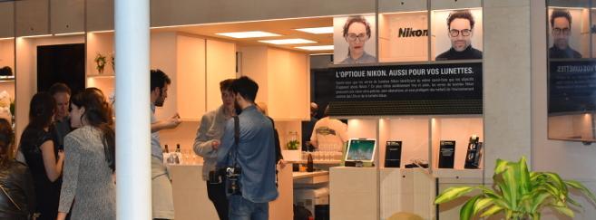 Nikon invite les amateurs de photo à découvrir ses verres optiques